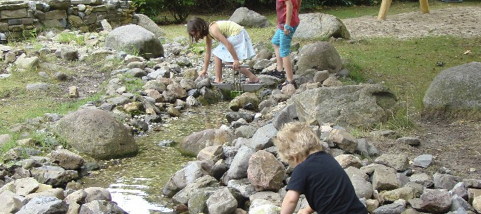 Natuurspeeltuin Camping Dn Mastendol